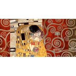 Klimt Patterns – The Kiss...