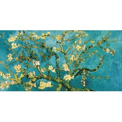 Mandorlo in fiore (detail)
